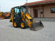 Used 2012 JCB 1CX ba