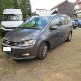 2015 VOLKSWAGEN Sharan minivan