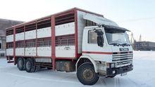 1995 SCANIA 113 6x2 livestock -
