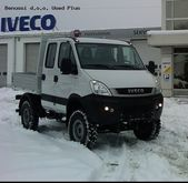 2017 IVECO Daily chassis truck