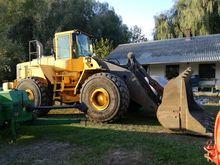2001 VOLVO L220D wheel loader