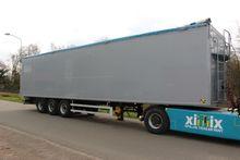 2011 KRAKER tipper semi-trailer
