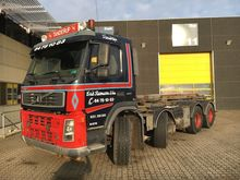 2003 VOLVO FM12 420 cable syste