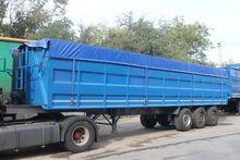 2017 BODEX grain truck semi-tra