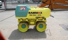 2006 AMMANN Rammax RW 1504-HF g