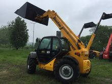 2005 MANITOU MT 932 telescopic