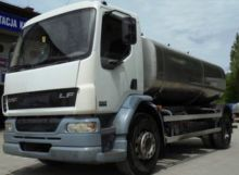2007 DAF LF 55.250 milk tanker