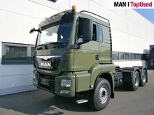 MAN TGS 33.440 6X4 BL chassis t