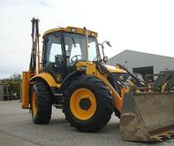 2009 JCB 4CX-Super backhoe load