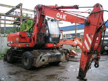 Used 1994 O&K MH5 wh