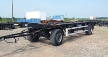 2006 MEILLER container chassis