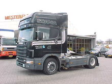 Used 1997 SCANIA R12