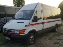 2003 IVECO DAILY passenger van