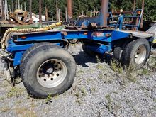 1999 HUTTNER 2 axles dolly trai