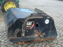 Used CATERPILLAR BU