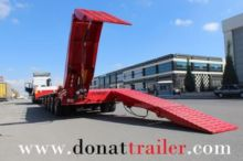 DONAT Extendable low loader sem