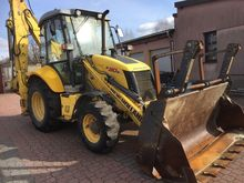 Used HOLLAND B90 bac