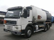 2001 VOLVO FM7.250 tank truck b