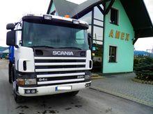 1999 SCANIA 94G 220 dump truck