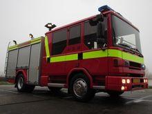 1996 Dennis Rapier fire truck