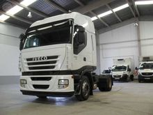 2010 IVECO AS440S45 closed box