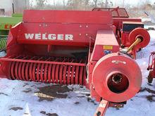 WELGER AP400 square baler