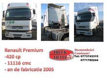 2005 RENAULT Premium tractor un