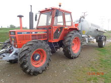 SAME JAGUAR wheel tractor