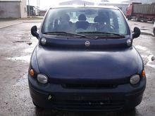 2000 FIAT Multipla. Dalimis pas