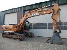 2006 CASE CX 210 tracked excava