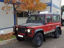 1996 LAND ROVER Defender miniva