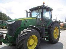 2012 JOHN DEERE 7280R wheel tra