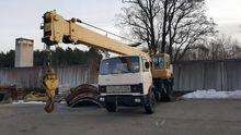 1991 MAZ 5337 mobile crane