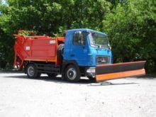 MAZ VLIV MIKRO garbage truck