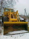 KIROVETS PK-4 wheel loader