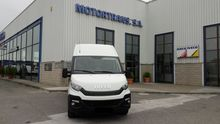 2016 IVECO Daily closed box van