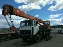 2012 MAZ KS-55713-6K-2 mobile c