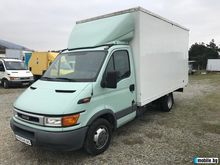 2000 IVECO Daily 35C13 closed b