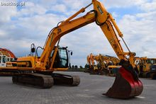 2008 JCB JS 220 LC tracked exca