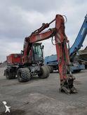 2000 O&K mh5 wheel excavator