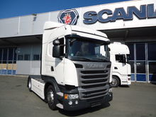 2015 SCANIA SOLD tractor unit