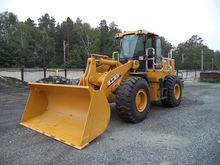 2017 XCMG ZL50 wheel loader