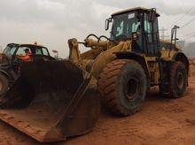 2006 CATERPILLAR 966H wheel loa