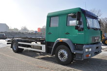 2002 MAN 18.225 chassis truck