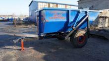 UROZHAY NTS-5 tractor trailer