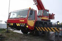 1995 FAUN RTF 40-3 Mobilkran mo