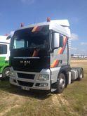 2010 MAN TGX 440 tractor unit