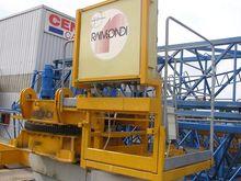 2006 RAIMONDI MR153 tower crane