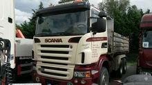 2007 SCANIA R480, dumpers / tip