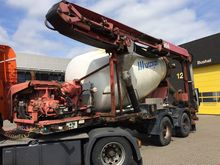 2001 KELBERG MIXER concrete mix